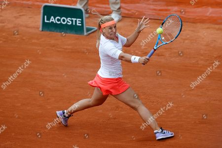 Editorial picture of Tennis French Open, Paris, France - 28 May 2019