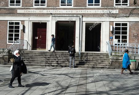 ****investigations For Tom Kelly**** The Soas (school Of Oriental And African Studies) At The University Of London Where Students Are Attending 'demonstration Workshops'. 05.04.18 Reporter Sami Quadri And Tom Kelly.