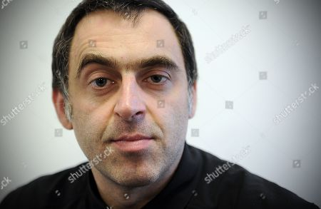 Snooker Player Ronnie O'sullivan 11/04/18