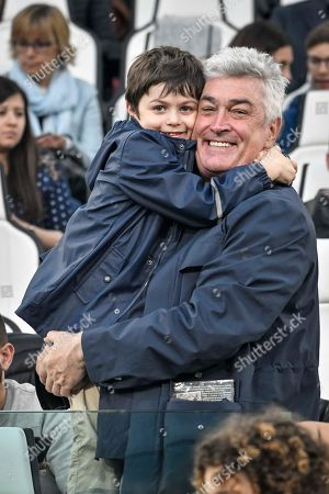 Editorial image of Match of the Heart charity football match, Allianz Stadium, Turin, Italy - 27 May 2019