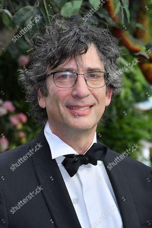 Stock Image of Neil Gaiman