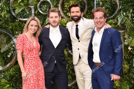 Editorial picture of 'Good Omens' TV show premiere, London, UK - 28 May 2019
