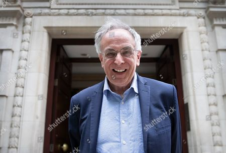 Conservative Party Eurosceptic MP Peter Bone is seen in Westminster.