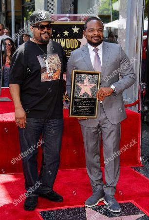Ice Cube and F. Gary Gray