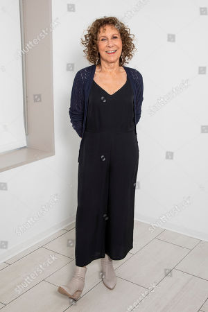 """Rhea Perlman from the movie """"Poms"""" poses for a portrait, in New York"""