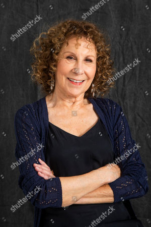 "Rhea Perlman from the movie ""Poms"" poses for a portrait, in New York"