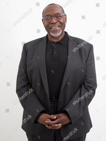Chuck Cooper poses for a portrait in New York