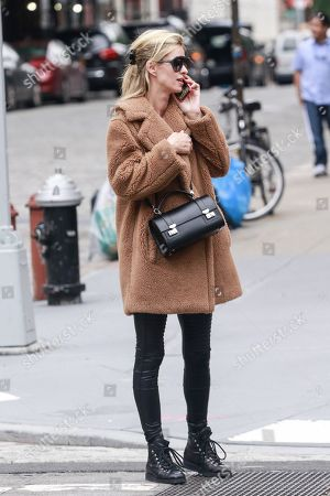 Editorial image of Nicky Hilton Rothschild out and about, New York, USA - 28 May 2019