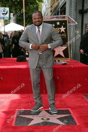 F. Gary Gray honored with a Star on the Hollywood Walk of Fame