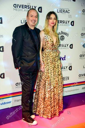 Fabio Canino Melissa and Greta Marchetto