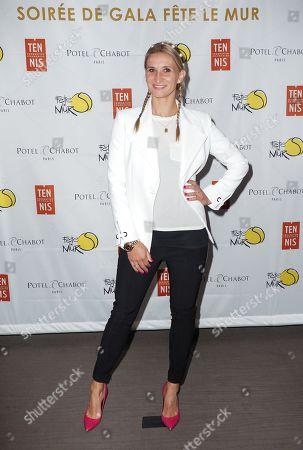 Stock Picture of Tatiana Golovin