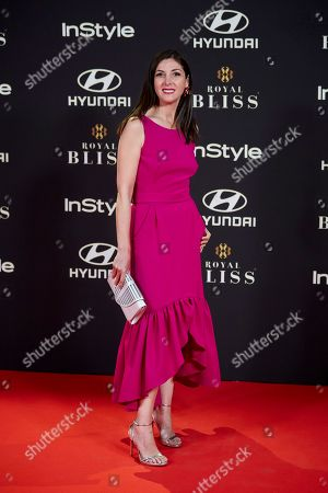 Editorial image of 'Instyle Beauty Awards' 2019, Madrid, Spain - 28 May 2019