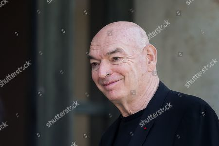 Stock Picture of Jean Nouvel