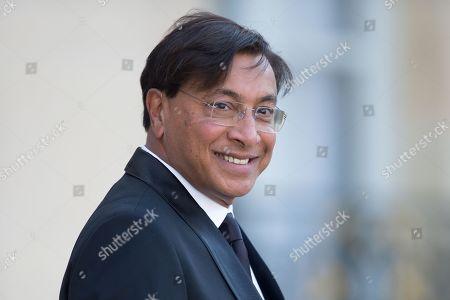 CEO of ArcelorMittal, Lakshmi Mittal
