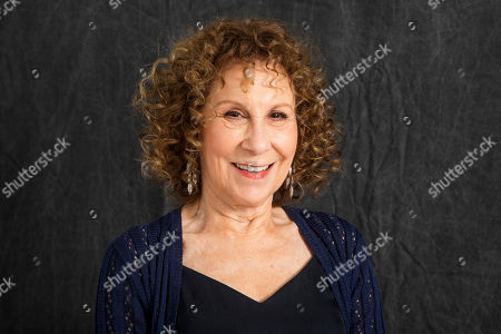 "Stock Picture of Rhea Perlman poses for a portrait to promote the film ""Poms"" in New York"