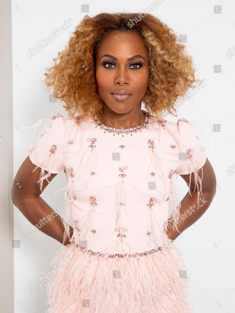 """DeWanda Wise from the Netflix series """"She's Gotta Have It"""" poses for a portrait in New York"""