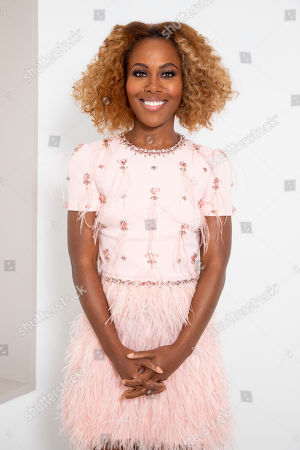 "DeWanda Wise from the Netflix series ""She's Gotta Have It"" poses for a portrait in New York"