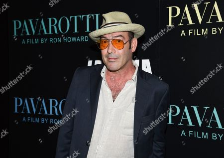 "John Ventimiglia attends a special screening of ""Pavarotti"" at the iPic Theater, in New York"