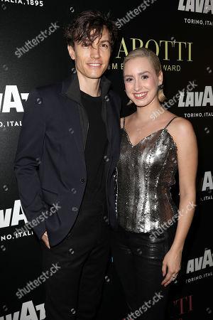 Ian Mellencamp and Jazmin Grace Grimaldi