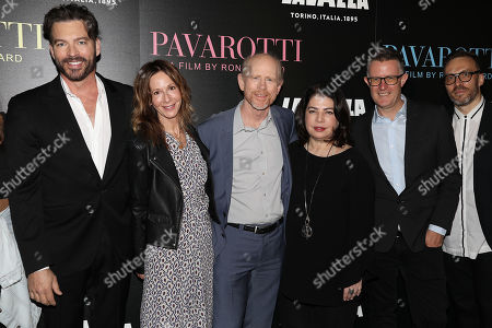 """Editorial picture of Special Red Carpet Screening of Ron Howard's Documentary """"PAVAROTTI"""", New York, USA - 28 May 2019"""