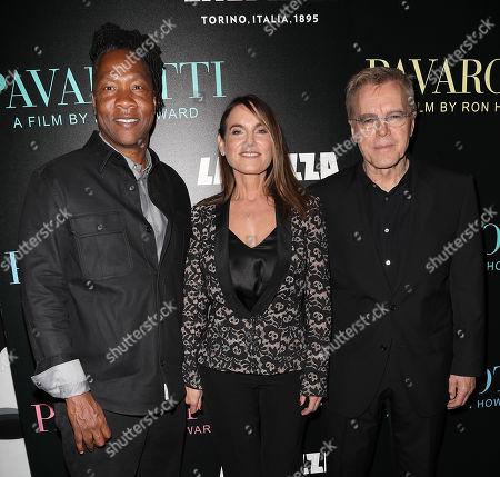 Roger Ross Williams, Nigel Sinclair (Producer), Jeanne Elfant Festa (Producer)