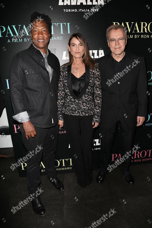 "Editorial picture of Special Red Carpet Screening of Ron Howard's Documentary ""PAVAROTTI"", New York, USA - 28 May 2019"