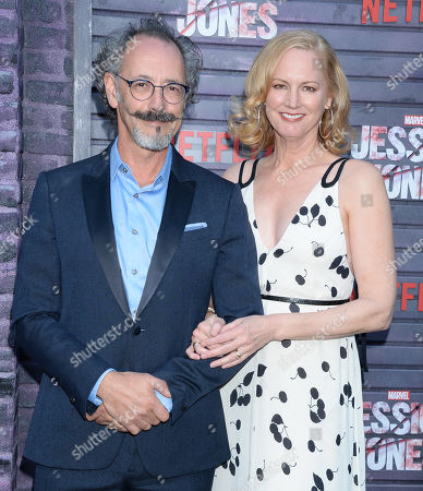 Editorial photo of 'Jessica Jones' Season 3 Special Screening, Arrivals, ArcLight Cinemas, Los Angeles, USA - 28 May 2019