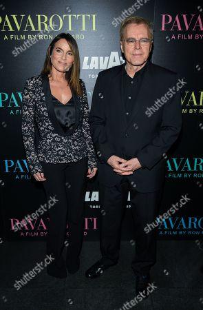 Nigel Sinclair and Jeanne Elfant Festa