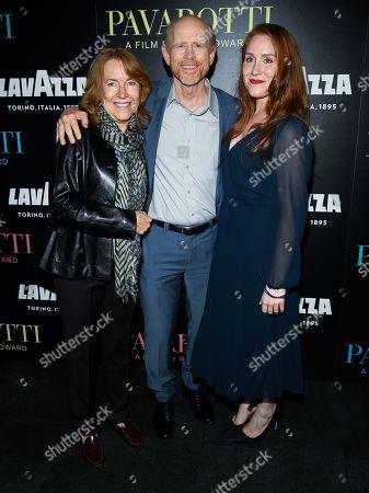 Editorial image of 'Pavarotti' film screening, Arrivals, New York, USA - 28 May 2019