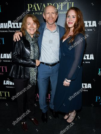 Editorial photo of 'Pavarotti' film screening, Arrivals, New York, USA - 28 May 2019