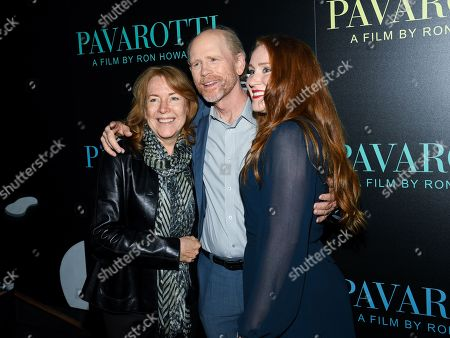 Editorial image of 'Pavarotti' film screening, Arrivals, New York, USA - 28 May 2019