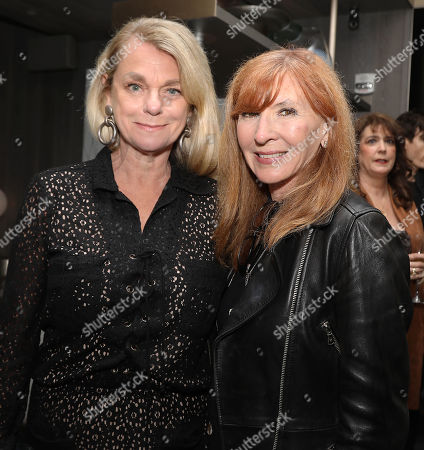 Stock Picture of Debbie Bancroft and Nicole Miller
