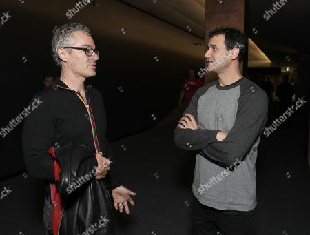 Marco Beltrami and Ramin Djawadi