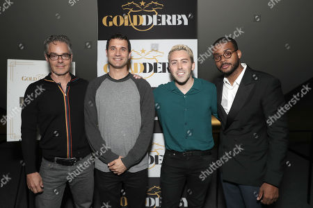 Editorial image of Gold Derby Meet The Experts, Composers panel, Los Angeles, USA - 28 May 2019