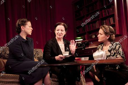 'Mrs Klein' - Nicola Walker (Paula), Clare Higgins (Mrs Klein), Zoe Waites (Melitta)
