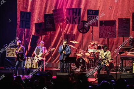Editorial image of The Specials in concert at The Fox Theater, Oakland, California, USA - 25 May 2019