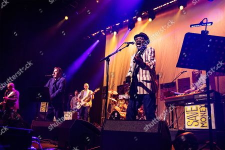 Editorial picture of The Specials in concert at The Fox Theater, Oakland, California, USA - 25 May 2019