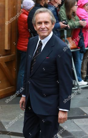 Editorial picture of Niki Lauda Funeral, Vienna, Austria - 29 May 2019