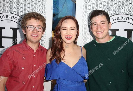 Editorial photo of Hayley Orrantia celebrates her new EP 'The Way Out', Los Angeles, USA - 28 May 2019