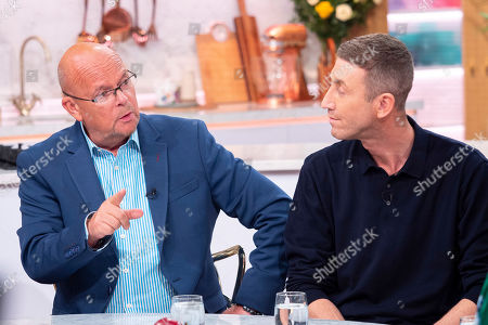 Editorial picture of 'This Morning' TV show, London, UK - 29 May 2019