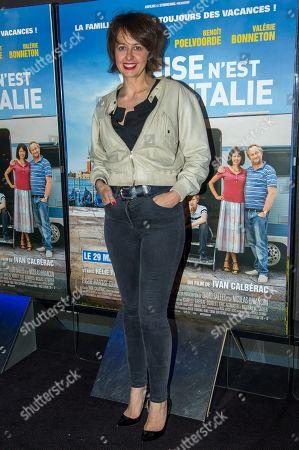Stock Picture of Valerie Bonneton