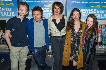Editorial photo of 'Venise N'est Pas En Italie' film photocall, Italy, France - 28 May 2019