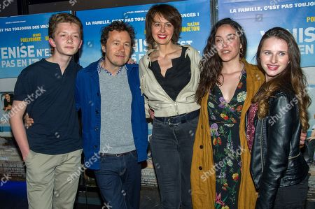 Editorial picture of 'Venise N'est Pas En Italie' film photocall, Italy, France - 28 May 2019