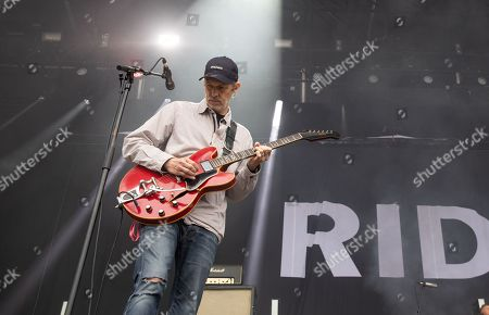 Stock Image of Andy Bell - Ride