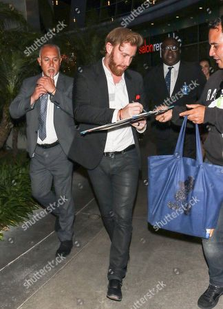 Editorial image of Celebrities outside the Arclight Theatre, Los Angeles, USA - 28 May 2019