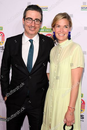 Editorial photo of 17th Annual Sesame Workshop Benefit Gala, Arrivals, Cipriani Wall Street, New York, USA - 29 May 2019