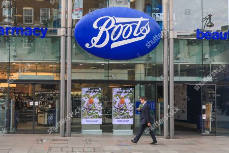 Boots Store closures London Stock Photos (Exclusive
