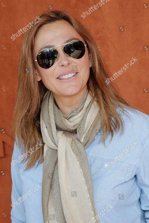 Stock Photo of Sandrine Quetier