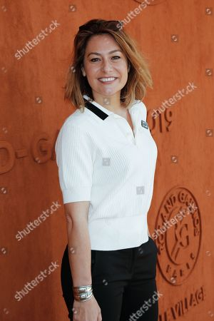 Editorial picture of French Open Tennis Championships, Day 4, Roland Garros, Paris, France - 29 May 2019