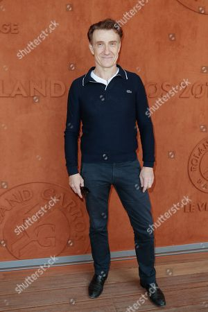 Stock Image of Thierry Fremont